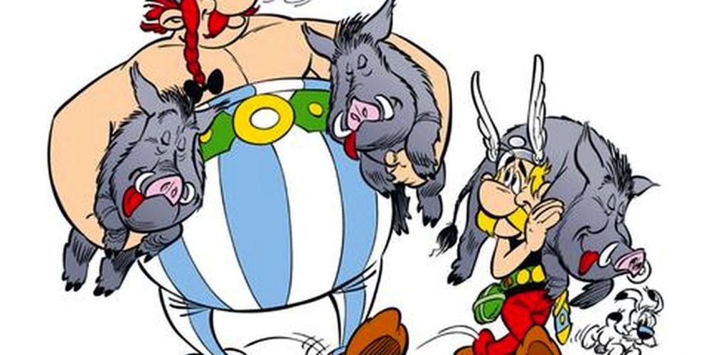 Όταν ο Obelix δείχνει το δρόμο… (video)