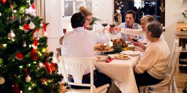 """7 αποτελεσματικοί """"ελιγμοί"""" για το τραπέζι των Χριστουγέννων!"""