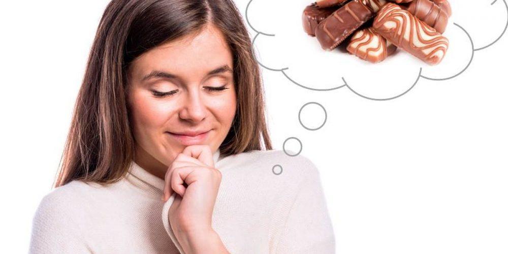 Σκεφτείτε μια γλυκιά, με πλούσια γεύση σοκολάτα…