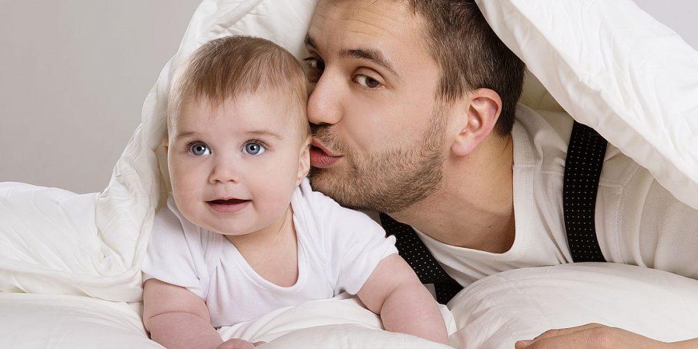 Όταν ο μπαμπάς γυμνάζεται, τα παιδιά του είναι πιο υγιή, ακόμα και ως ενήλικες!