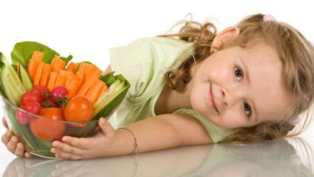 Παιδιατρική διατροφή